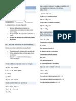 Resumo exame FQ