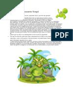 El Dinosaurio Topon