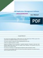 Digital Display Wall Application Management Software User Manual