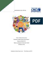 Actividad c2-A2 Pedagogia Infantil