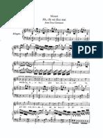 Ach Chi Mi Dice Mai [Don Giovanni] - Mozart