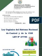 Exposicion Ley 27785