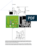 Detector de Proximidad Por Electroestática