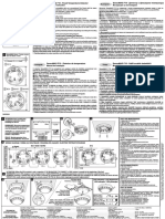 SensoMAG F10 Manual Instalare ENG