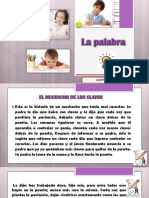 La Palabra Cap. 9 Español