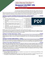 2018 ASSMTs PERT-CPM - Sir Hussain Saleem 25102018 Revised