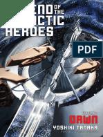 Dawn - Legend of the Galactic Heroes, Vol.1.epub