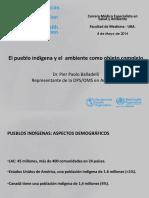 Salud Ambiente Indigenas