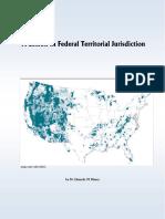 OLI Lesson 6 Federal Territorial Jurisdiction