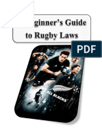 Beginner's Guide to Rugby Laws