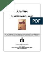 Ramtha - misterio del amor.pdf