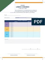 10.Distribuição de Unidades e Volumes - FUNDAMENTAL ANOS INICIAIS
