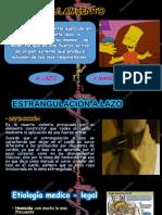 Medicina LEGAL - ASFIXIAS MECANICAS