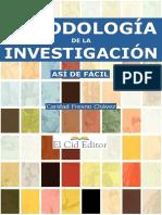Metodología de La Investigación Así de Fácil-1