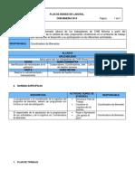 Plan de Bienestar CHM Minería 2014