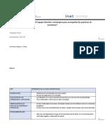 Trabajo Institucional Sobre Evaluacion
