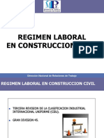 Regimen Laboral UPT