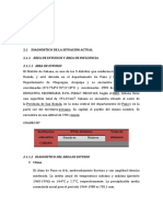 IDENTIFICACIÓN Del Problema - Formulacion de Poryectos