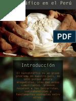 Narcotrfico en El Peru