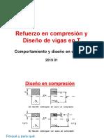 S03 2019 01 Diseño en Compresión y Vigas T - Copy