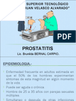 Prostatitis Parte 02