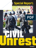 POLICE Magazine Special Report Civil Unrest (1)