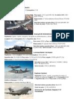 Tipos de Aeronaves por Categoria