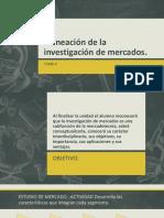 Planeación de la investigación de mercados.  tema 4.pptx