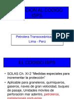 Induccion Al Codigo Isps