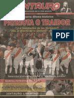 ANTAURO. PRENSA ETNOCACERISTA. Año 17 N°116 ( JUN 2018 )