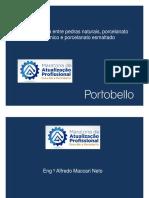 Diferença Entre Porcelanato Esmaltado , Técnico e Pedras Naturais.ppt