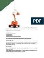 Plataformas Manlift.docx