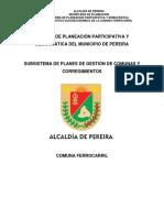 21. COMUNA FERROCARRIL