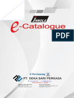 Daftar Harga E-catalogue 2019