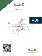Splash Drone 3 User Manual V1.4 En