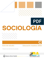 Sociología C (NES)