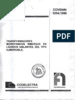 Homologacion Seccionador Tripolar 34.5kV