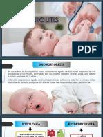 bronquiolitis pediatria - enfermeria