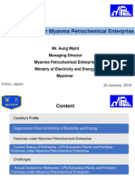 2019-01 Future Outlook for Myanma Petrochemical Enterprise (MPE)