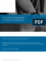 Futuresource the Role of Wearables in Fitness Ecosystems