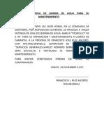 ACTA DE ENTREGA DE BOMBA DE AGUA PARA SU MANTENIMIENTO.docx