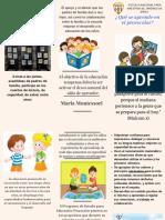 importancia del preescolar