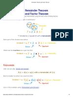 Remainder Theorem and Factor Theorem.pdf