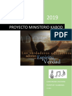 Proyecto Ministerio Kabod