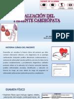 6.-Evaluación Del Paciente Cardiópata