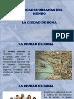 La Ciudad de Roma