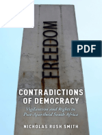 [Nicholas Rush Smith] Contradictions of Democracy