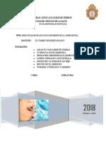 Ph Salival en Caries Dental