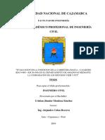 Evaluacion de La Condicion de La Carretera Bagua - Cajaruro