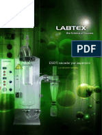 Labtex Spray Dryer Brochure 2015traducido.en.Es